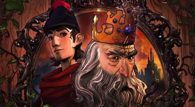 King's Quest: ������� � ������ ������ �����