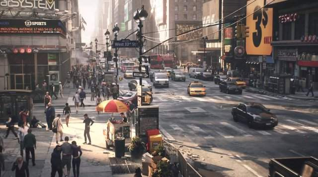 ��������� ��-���� Tom Clancy's The Division