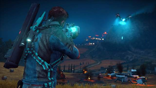 Детали DLC Just Cause 3: Sky Fortress