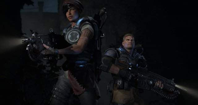Gears of War 4 ������ �������� ������������ ������� Xbox One