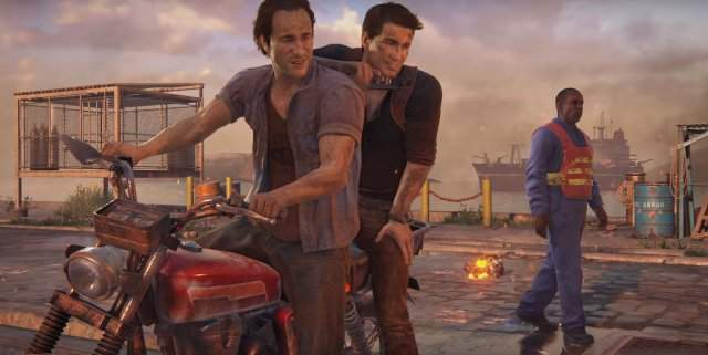 ������� ������ Uncharted 4: A Thief's End