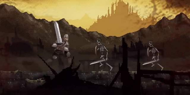 Bandai Namco выпустил Slashy Souls для Android и iOS