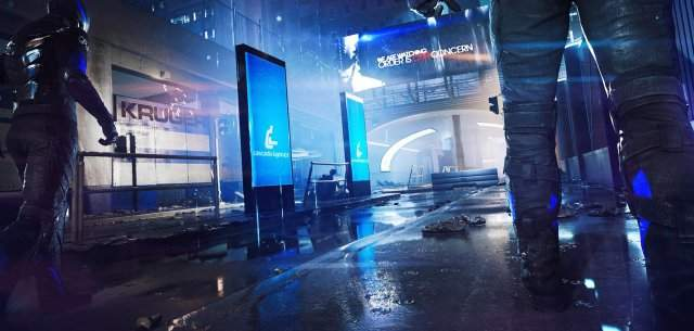 Геймплей Mirror's Edge Catalyst: движение и система боя