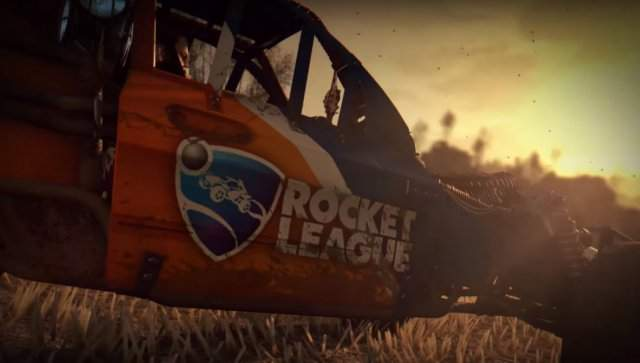 Rocket League � Dying Light: The Following ������� ���������-�������