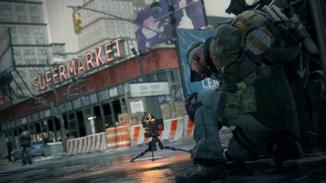 ���� The Division: ��������� ������������� ����������