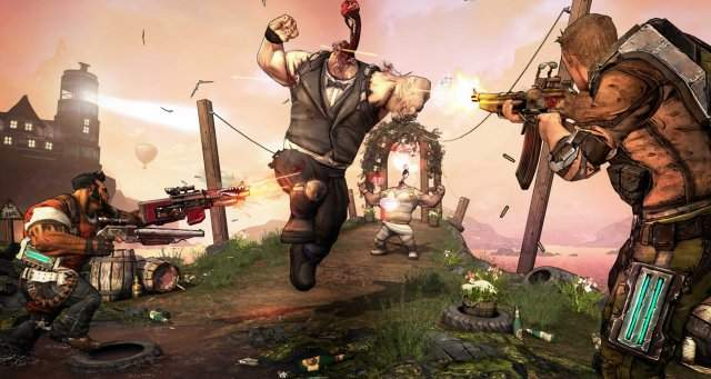 Gearbox Software работает над Borderlands 3