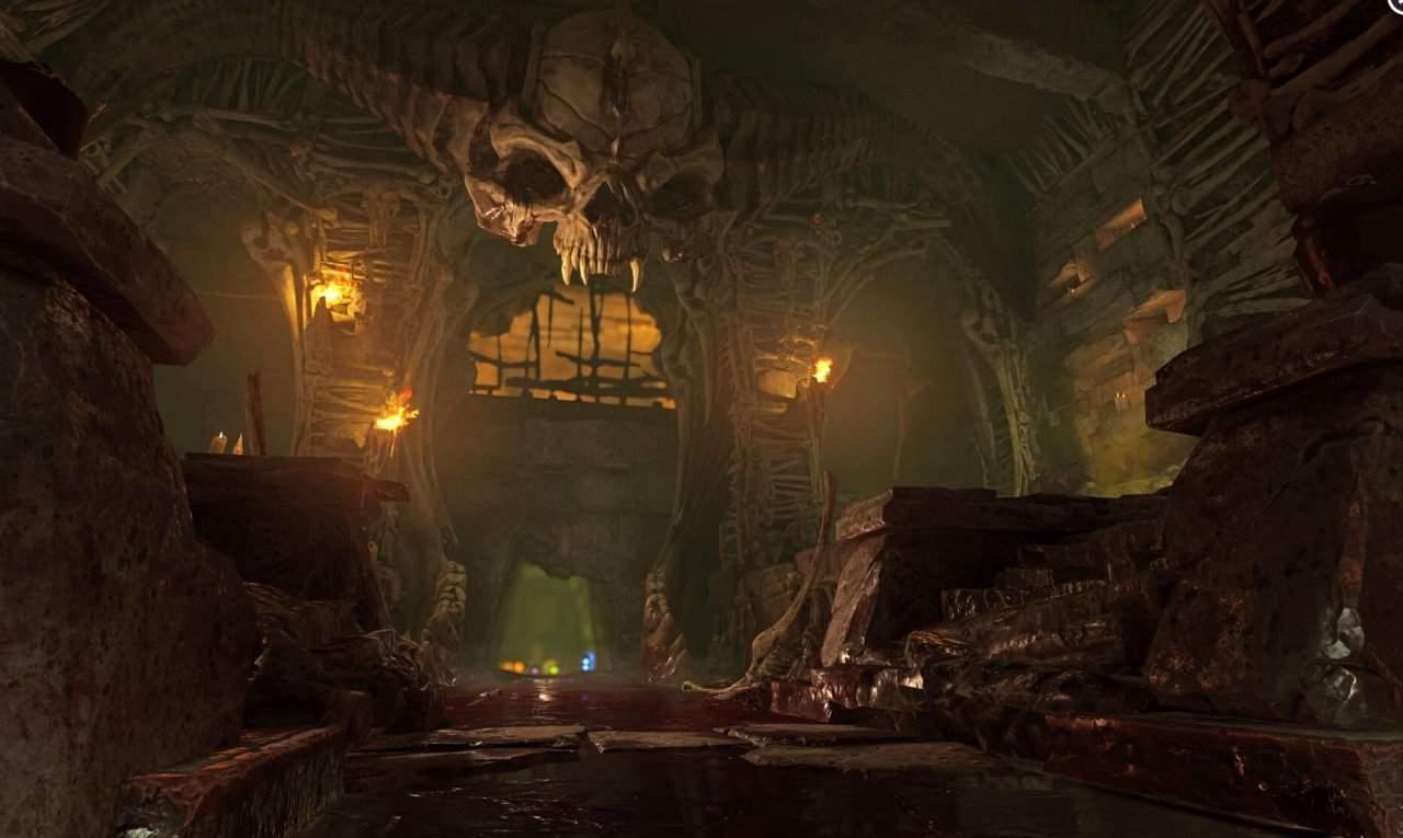 Стартовал открытый бета-тест игры Doom