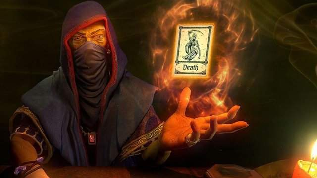 ��������� ����� Hand of Fate 2