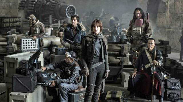 �������� �����-������� ������ ��������� �����: ����� (Rogue One: A Star Wars Story)