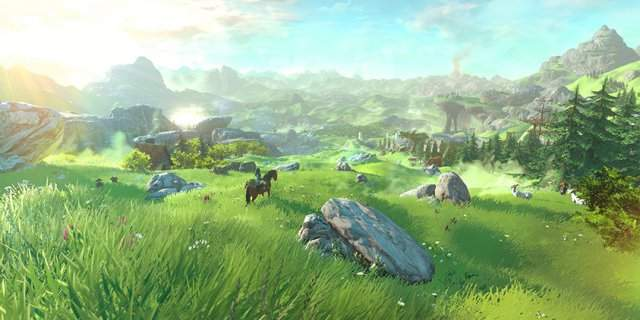 Wii U и Nintendo NX получат The Legend of Zelda