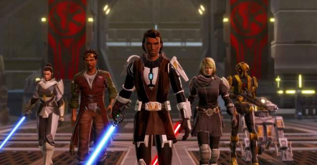 Сага героя в Star Wars: The Old Republic
