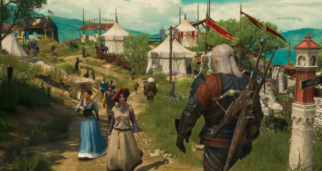 ������ ������� DLC ������ � ���� ��� The Witcher 3: Wild Hunt