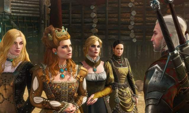 ���� The Witcher 3: Blood and Wine - ��� ��������� ��������