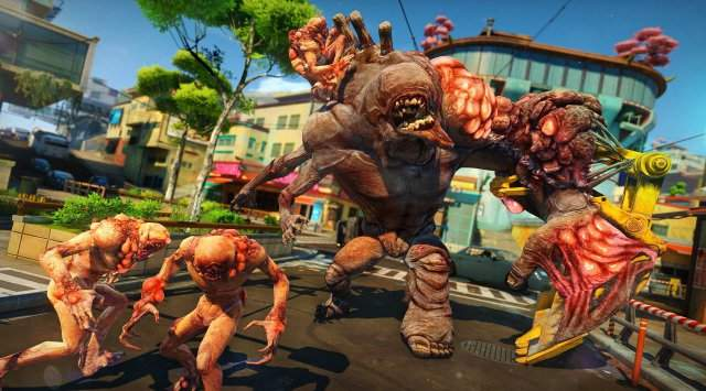 На E3 2016 анонсируют PC-версию Sunset Overdrive