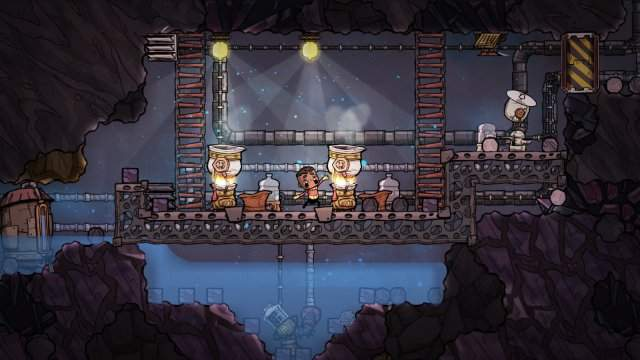E3 2016: ����� ���������� ����������� ������� Oxygen Not Included