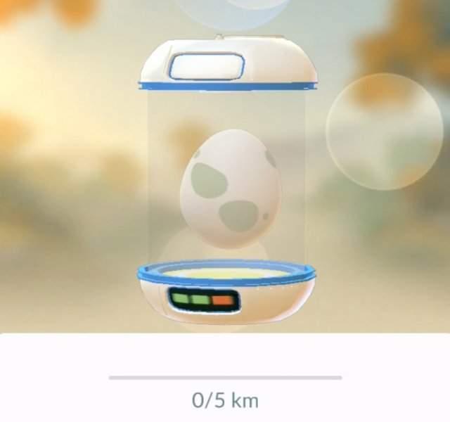 Гайд Pokemon GO: вынашивание яиц в инкубаторе