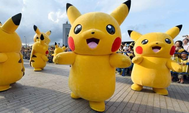 Гайд Pokemon GO: как поймать Пикачу