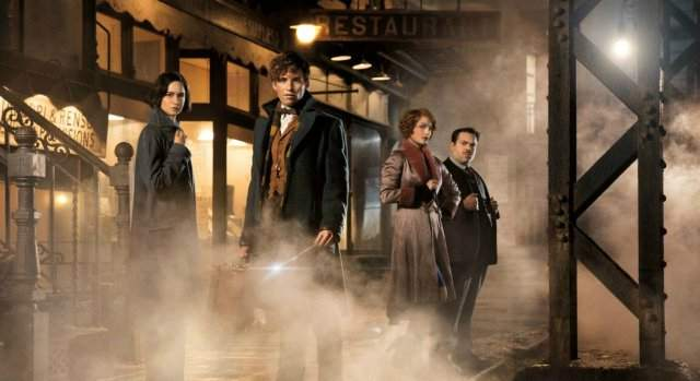 Comic-Con ������� ������ ��������������� ����� � ����� �� ��������� (Fantastic Beasts and Where to Find Them)