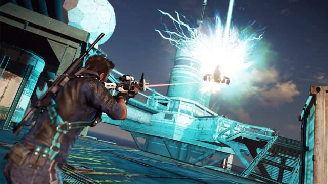Состоялся релиз DLC Just Cause 3: Bavarium Sea Heist