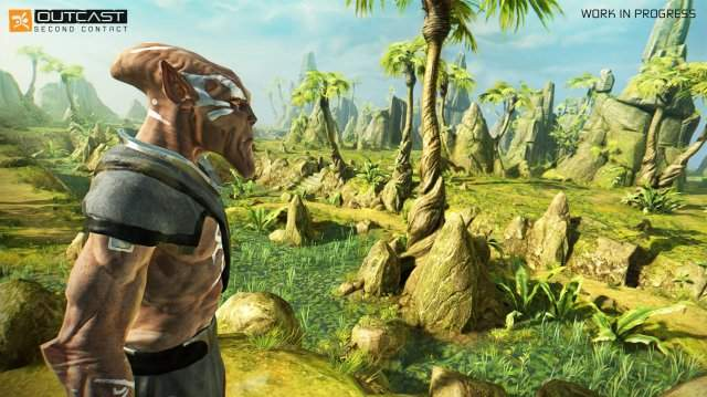 Outcast: Second Contact -  � ���� ������ � ������