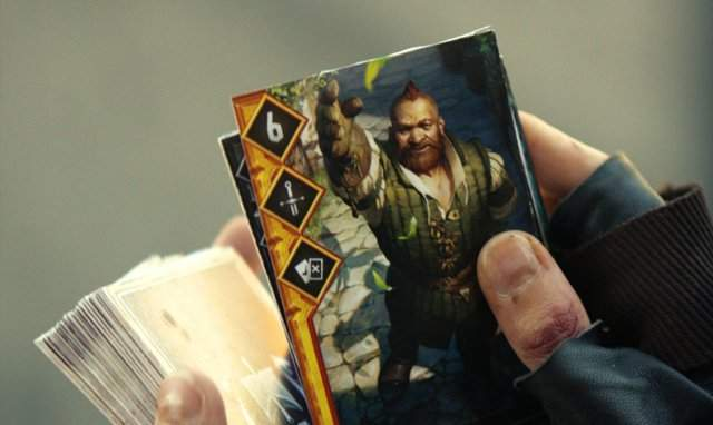 gamescom 2016: новый трейлер Gwent: The Witcher Card Game