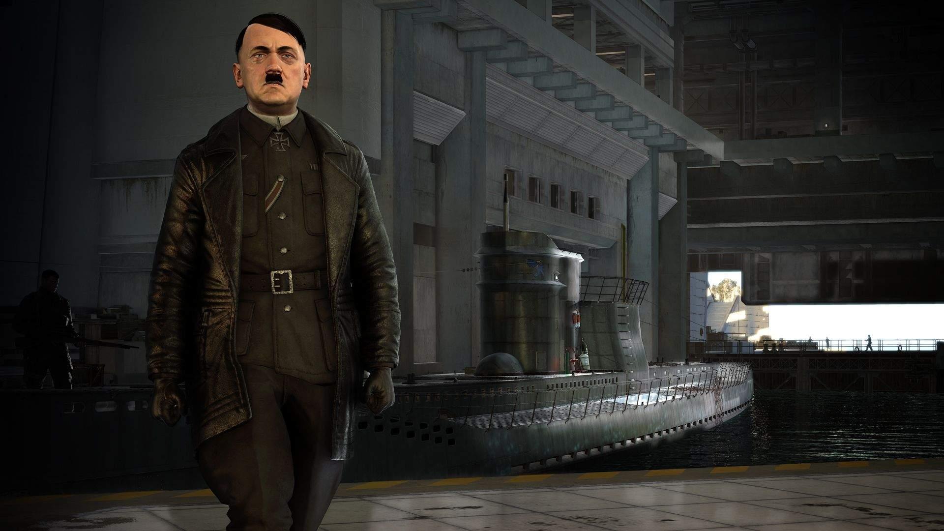 Появился трейлер бонусной кампании Target: Fuhrer для Sniper Elite 4