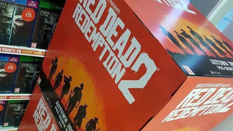 Информация орелизе Red Dead Redemption 2 утекла вСеть