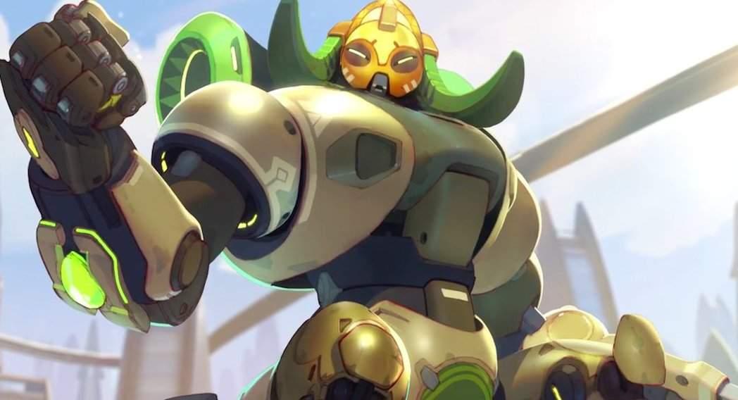 Overwatch: новый герой— Ориса