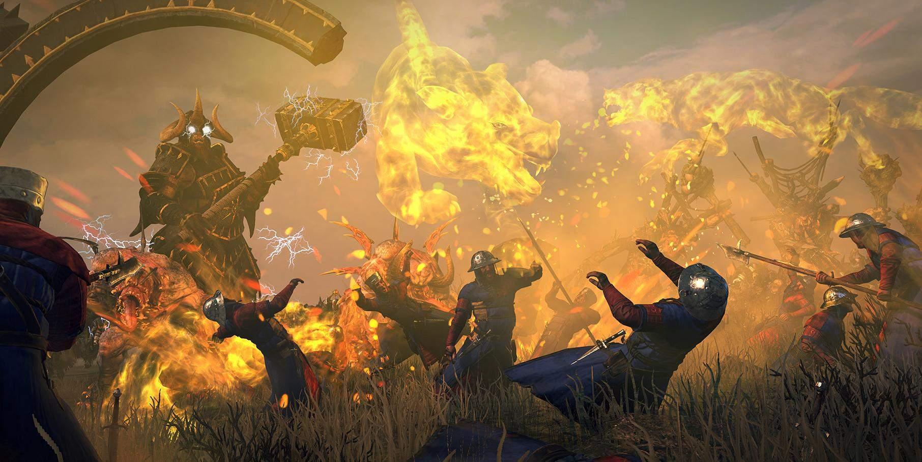 Анонсирована Total War: Warhammer 2