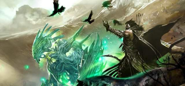 Музыка Guild Wars 2: Heart of Thorns от оркестра Evergreen Philharmonic