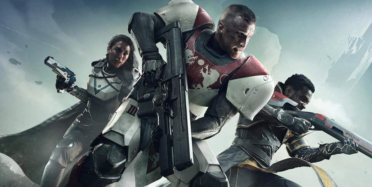 Первый геймплей и новый трейлер Destiny 2