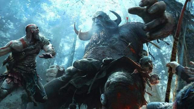 Определена приблизительная дата релиза God of War