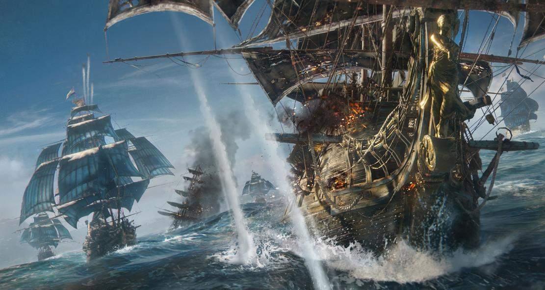 #E32017: анонсирован пиратский экшен Skull and Bones