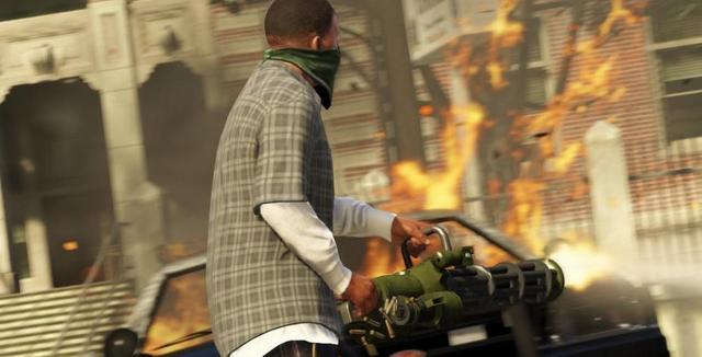 Фанаты GTA узнали оначале разработки свежей игры серии отRockstar