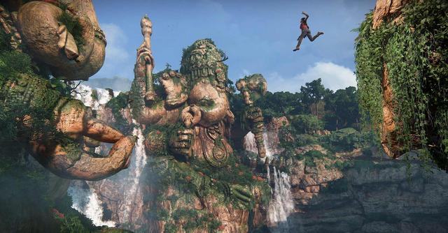 Стало доступно видео осоздании Uncharted: The Lost Legacy