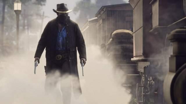 Red Dead Redemption 2— второй трейлер самой ожидаемой игры весны будущего года
