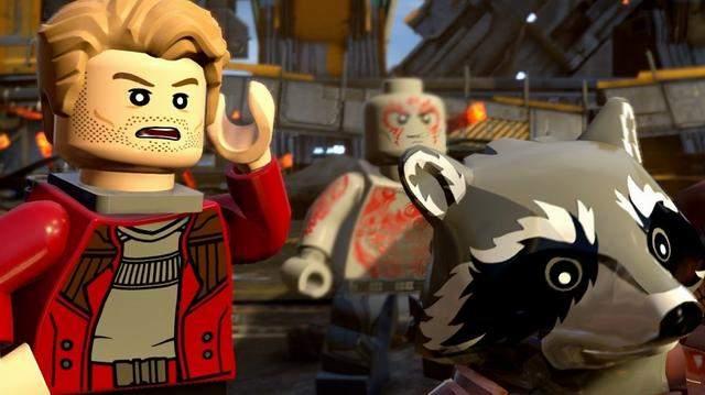 lego marvel superheroes персонажи список