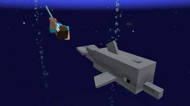Собновлением Aquatic вMinecraft можно будет поплавать вокеане