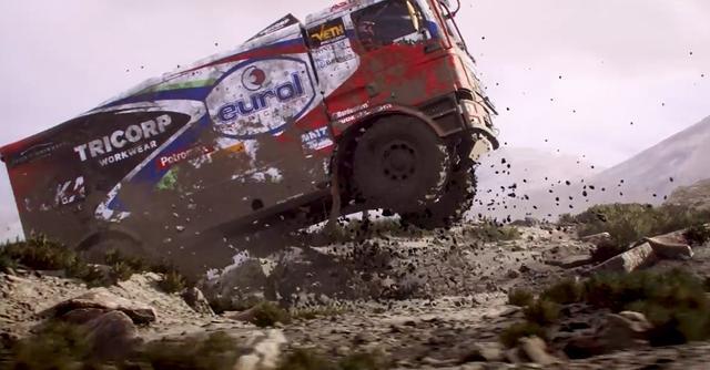 Bigmoon Entertainment анонсировала симулятор для гонок Dakar 18