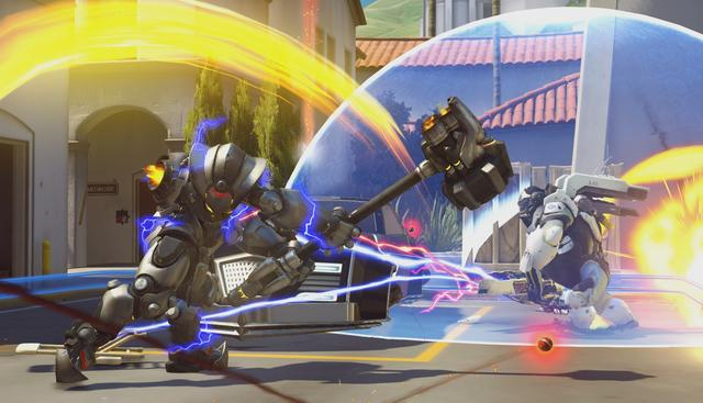 Игру Overwatch сделали бесплатной ибез ограничений навыходные