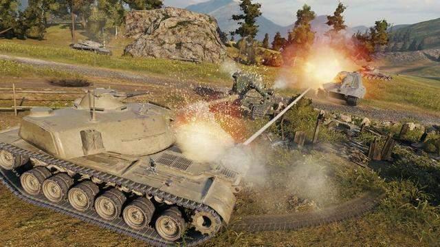 Wargaming выпустила самое огромное обновление вистории World ofTanks