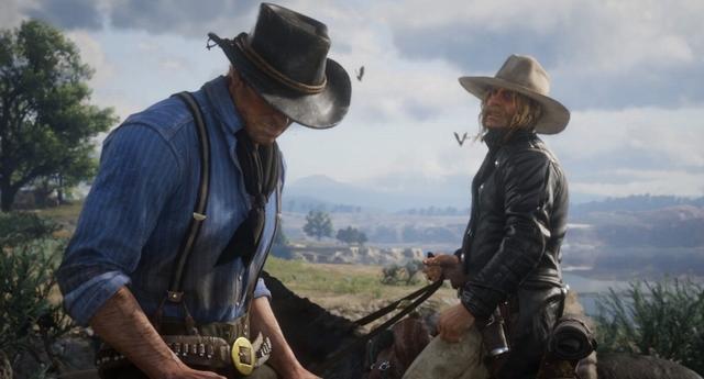 Red Dead Redemption 2: всети интернет опубликовали трейлер игры