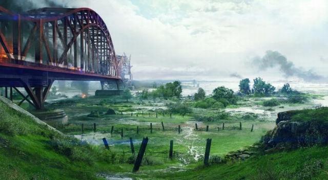 На момент релиза в Battlefield V будет две фракции: британцы и немцы