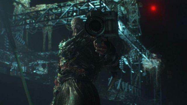 Немезис в новом трейлере ремейка Resident Evil 3