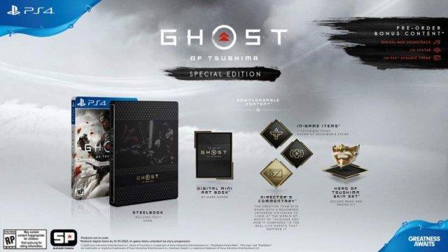 Новый трейлер Ghost of Tsushima и немного новостей